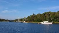De Pologne vers la Suède